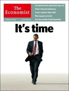 The Economist: November 1, 2008